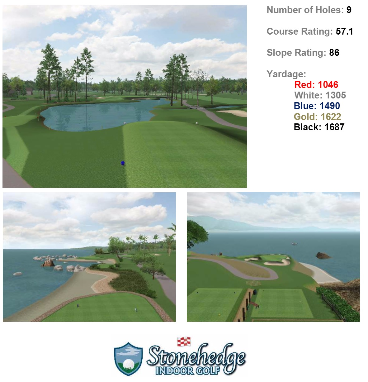 The Par 3 Showcase